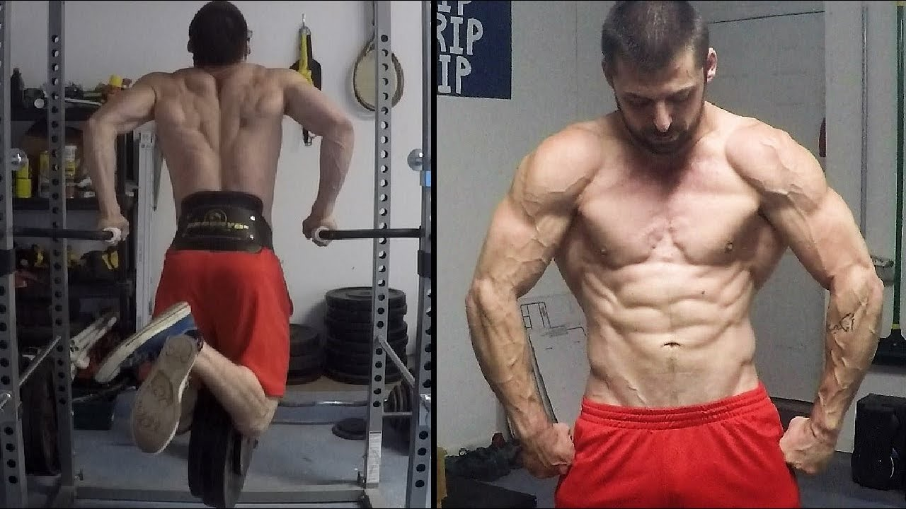 How To Get BRUTALLY Strong With Weighted Dips & Chin-ups!