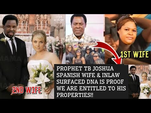Download PROPHET TB JOSHUA L€GAL SPANISH W!F£ & INLAW SURFACED & DEMANDS THEIR SHARE OF HIS PROPERTIES &....