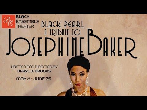 Josephine Baker Tribute BLACK ENSEMBLE THEATER
