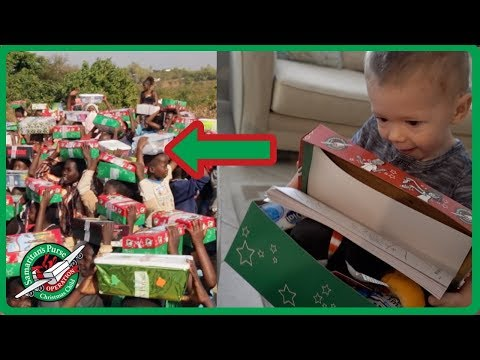 Christmas Presents for Children in Poverty! (Operation Christmas Child)