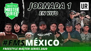 FMS - Jornada 1 #FMSMÉXICO Temporada 2020