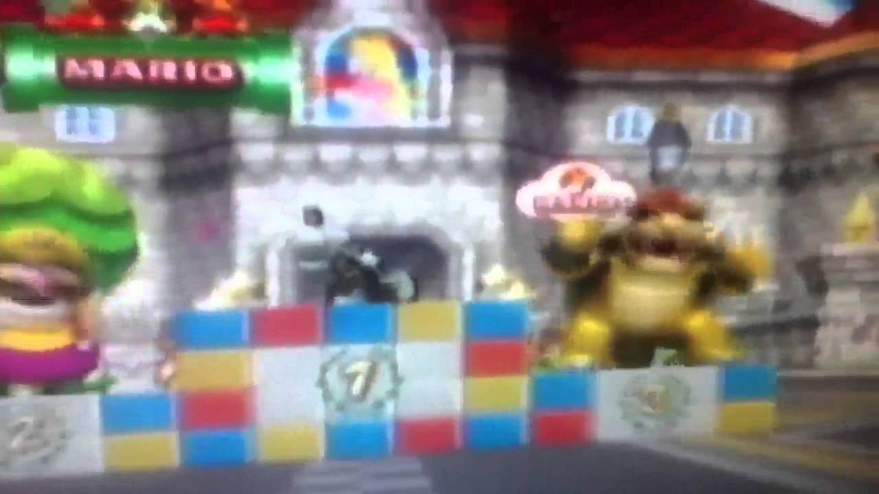 How To Unlock Dry Bowser In Mario Kart Wii Youtube