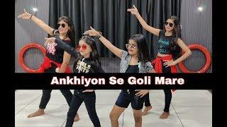 Ankhiyon Se Goli Mare//Pati Patni Aur Woh//Dance Video//Choreography By  Pawan Prajapat
