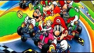 Review Super Mario Kart