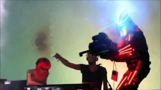 Le Catcheur & La Pute w/ Le Cabaret Freaks @ Le Rock Dans Tous Etats 2012 #2 Mp3