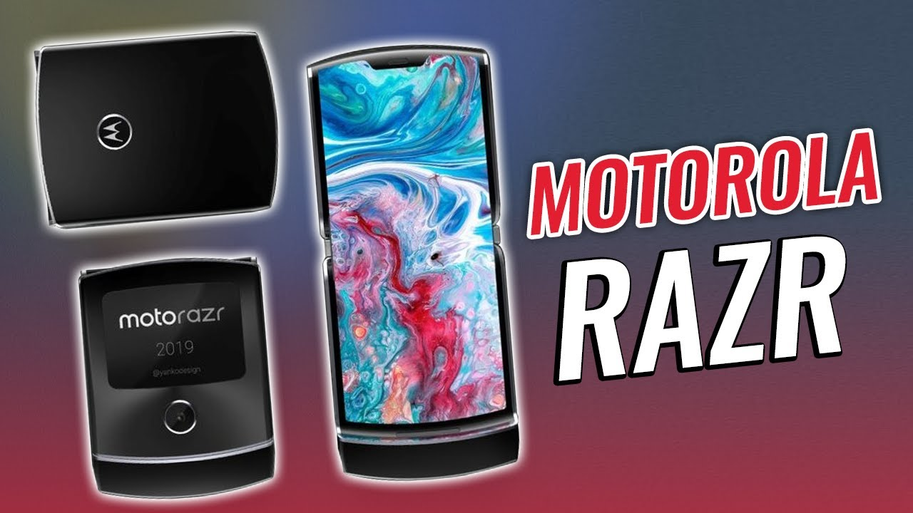 Motorola Razr HỒI SINH, huyền thoại nắp gập trở lại