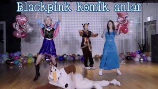 Blackpink Komik Anlar(Türkçe Altyazılı)
