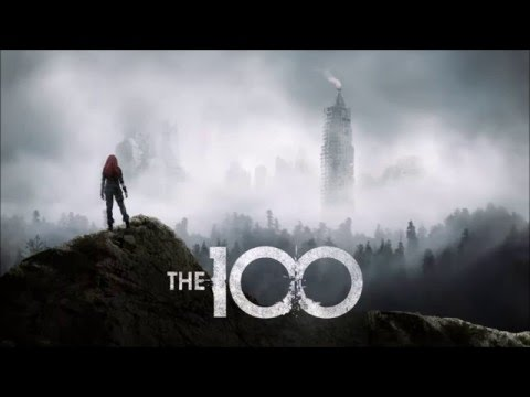 The 100 music 3x13  Radioactive  Koda