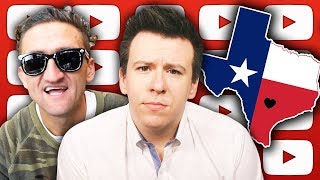 YouTubers Speaking Out Against YouTube's $$$ Issue and Let's Talk About Texas...