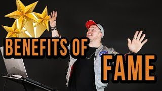 6 Reasons Why YOU Want To Be A Famous Rapper LIKE ME!
