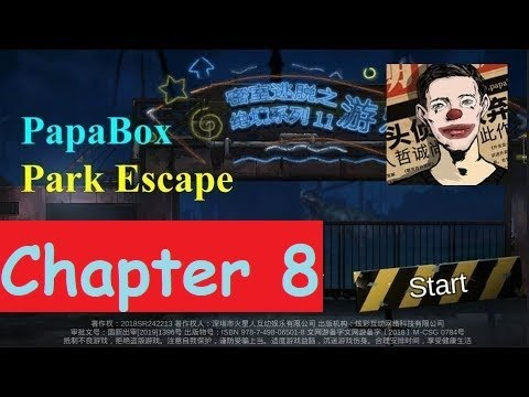 Park Escape - Escape Room Game Chapter 8 Walkthrough