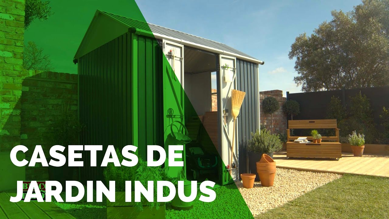 brico depot casetas de jard n indus little house youtube