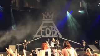 Fallout Boy - Save Rock and Roll - Download Festival 2014