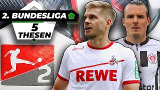 Fußballgott in der 2. Bundesliga & fällt ein Torrekord?!  Prognose