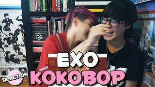 EXO (엑소) - KO KO BOP ★ MV REACTION