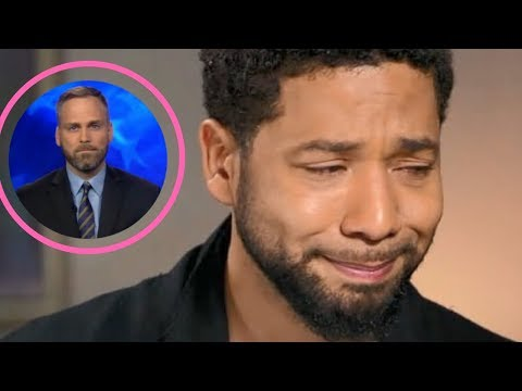 Jussie Smollett Accused of Lying on Good Morning America!