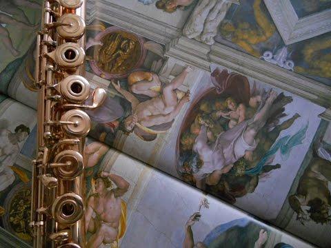 F.Kuhlau - Capriccio n.1 for flute alone