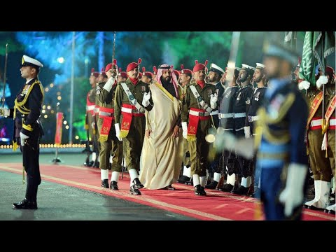 Saudi crown prince signs $20Bn in deals with Pakistan