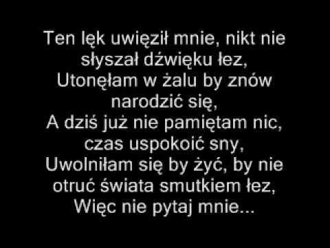 Edyta Górniak - List - Karaoke, Instrumental