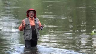 видео Вейдерсы для рыбалки (забродники)