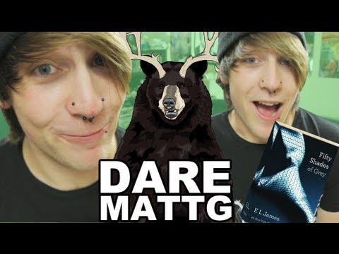 Dare MattG - 42 (CUT OFF MY FINGER Mom Pranked, 50 Shades of grey in Tim Hortons, Call Me Maybe) - Dare MattG - 42 (CUT OFF MY FINGER Mom Pranked, 50 Shades of grey in Tim Hortons, Call Me Maybe)