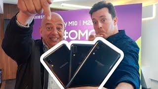 Samsung Galaxy M: por fin a la venta en México