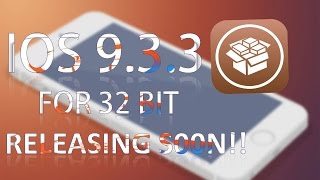 finally ios 9.3.3 jailbreak for 32 bit devices releasing soon!!