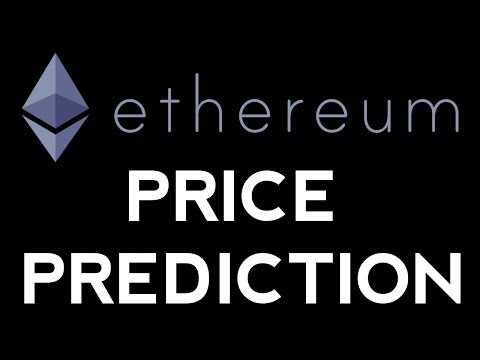 Ethereum Price Prediction, Analysis and Forecast (2017-2022)
