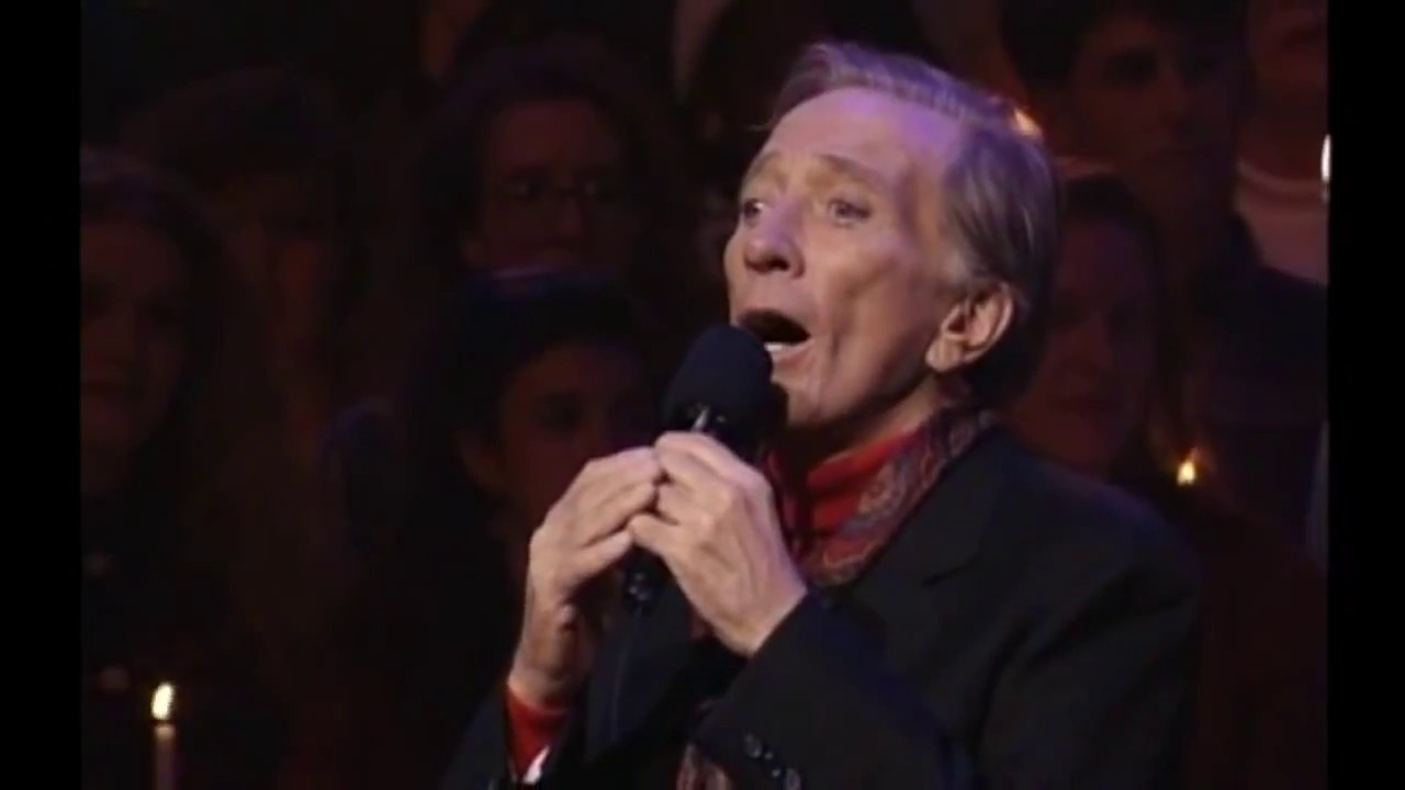 Andy Williams - Oh holy night - YouTube