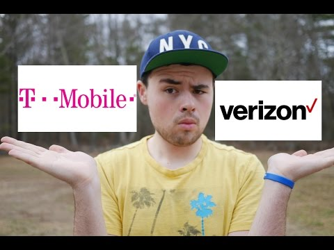 5 Reasons T-Mobile is Better than Verizon!