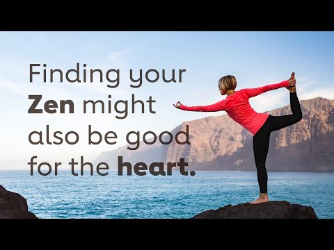 Is yoga good for the heart?