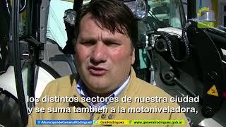 NUEVA MÁQUINA RETROEXCAVADORA
