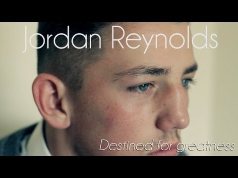 Jordan Reynolds Destined for Greatness British Boxer