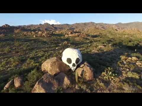 2015 08 01 Flight Through Skull Valley, AZ