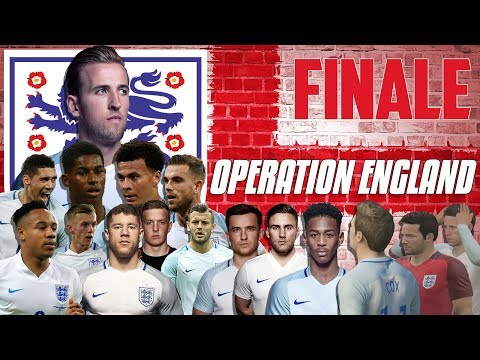 Fifa 17 Career Mode - Operation England - Series Finale 2026 World Cup Final - Goodbye FIFA 17