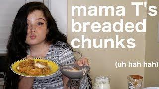 homemade chicken nuggets (nonsense in the kitchen)