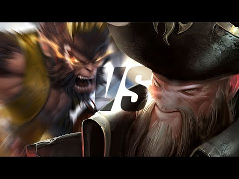 Tobias Fate vs I AM BAO BAO