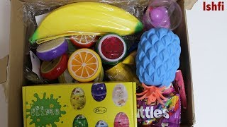 Lots of Toy Shopping unboxing from Ishfi