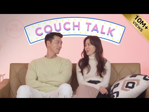 Hyun Bin And Son Ye-jin On Work, Healing, And What Makes Them Happy | Couch Talk [ENG SUB]