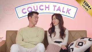 Download Hyun Bin and Son Ye-jin on work, healing, and what makes them happy | Couch Talk [ENG SUB]