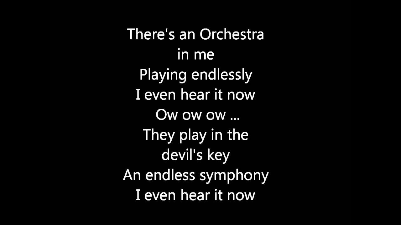 orchestra servant testo canzone