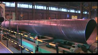 Spiral Welded Pipe Manufacturing Process