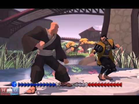 Karateka™ 2012 : Complete Walkthrough
