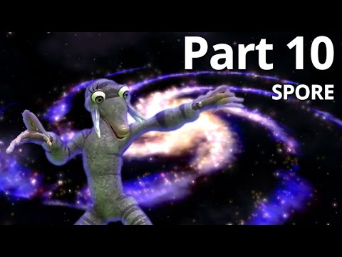 Let's Play - SPORE - Part 10