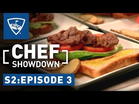 Chef Showdown | Season 2: Episode 3 | Topgolf