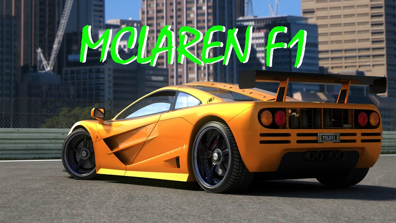 McLaren F1 - Top speed: 243 mph (391km/h) - YouTube