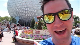 Walt Disney World: Epcot Flower and Garden Festival 2014!