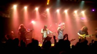 Смотреть видео Омела - Дождь @ Rock House, Москва 10.09.2016 онлайн