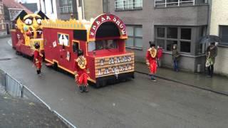 kv thams laweit freak show elversele carnavalstoet 2016