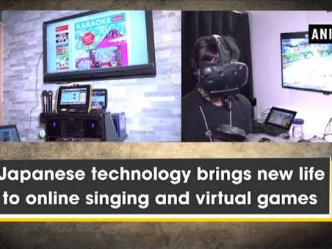 Japanese technology brings new life to online singing and virtual games - Japan News